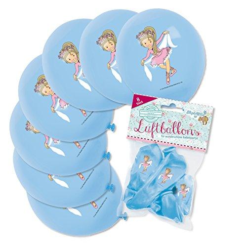 Party Luftballons Prima Ballerina Tapir Ella von Lutz Mauder
