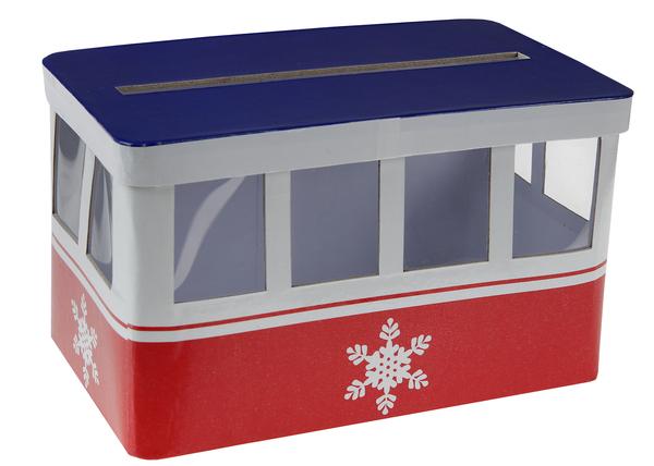 Geschenke- Geldbox Gondel