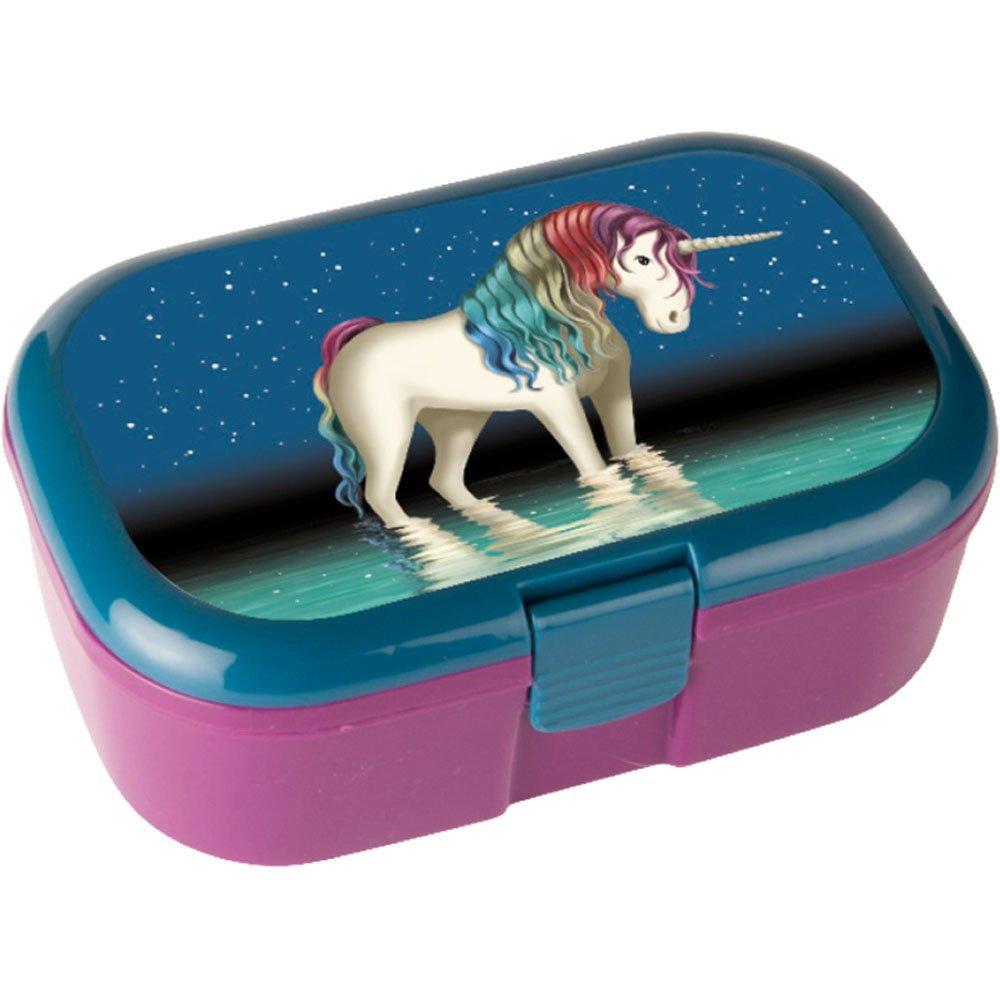 Brotzeitbox Lunchbox Einhorn Ella von Lutz Mauder