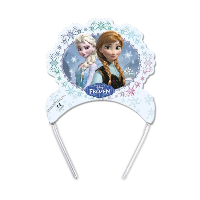 Frozen Die Eiskoenigin Kindergeburtstag Set Party Teller Becher