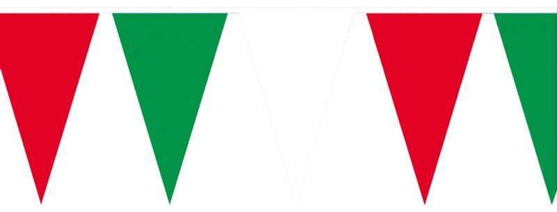 """Länderdekoration """"Italienische"""" """"Mexicanische"""" Wimpelkette"""