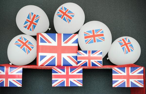 Luftballons England