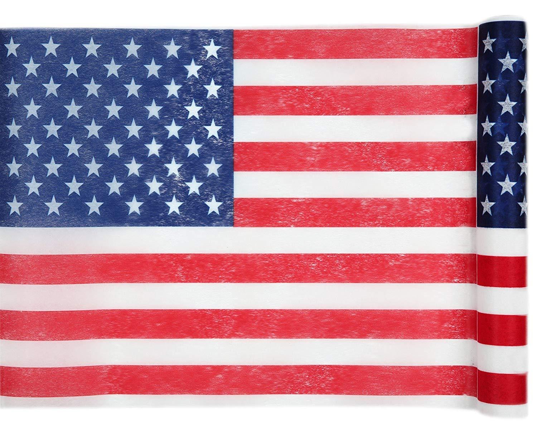 Tischband Tischläufer Amerika