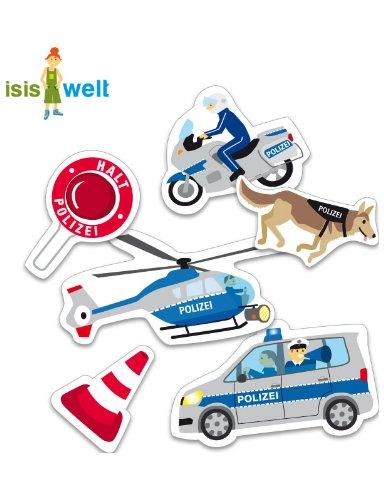 Polizei Konfetti