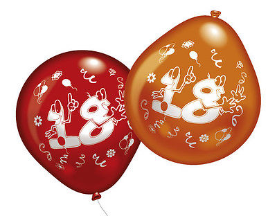 18. Geburtstag Party Luftballons