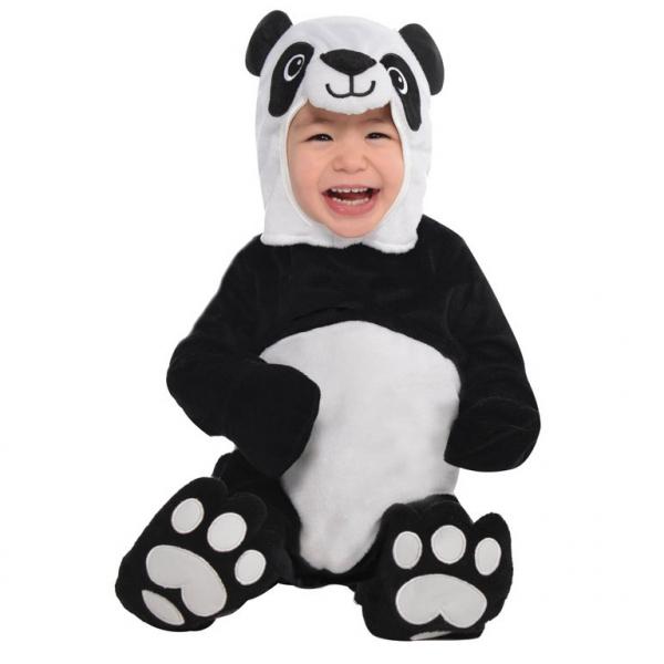 Fasching ... Kostüme Baby Panda 12 - 24 Monate