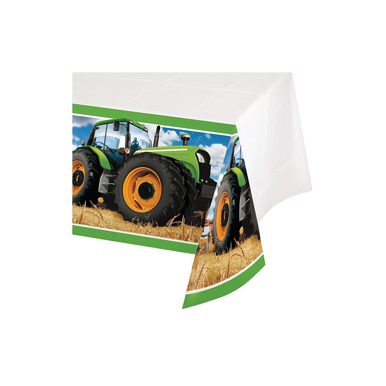 Traktor Party Tischdecke