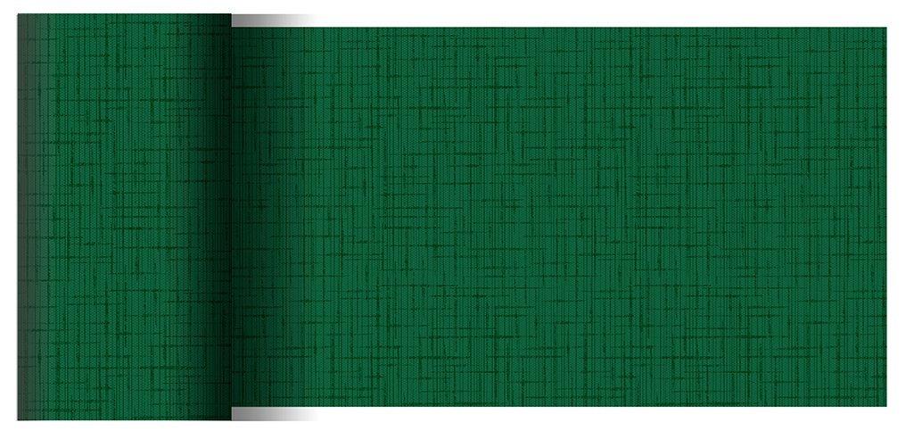Duni Tischbänder Linnea jägergrün 0,15 x 20,00 m