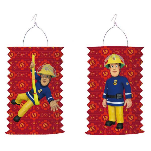 Feuerwehrmann Sam Party Zuglaterne