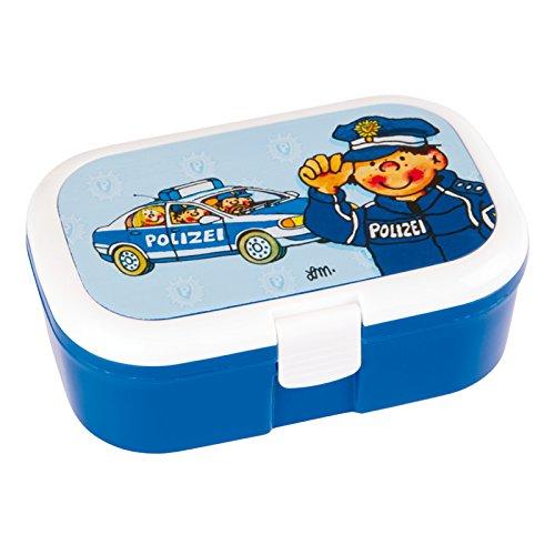 Brotzeitbox Lunchbox Polizei von Lutz Mauder