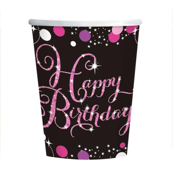 18. Geburtstag Party Becher für alle Damen endlich ...18