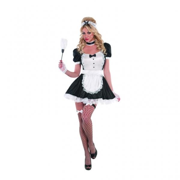 """Damen Kostüm """"Das Zimmermädchen"""" Gr.: 34 - 36 S"""