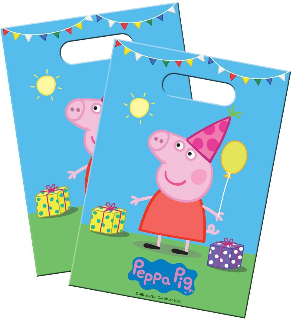 peppa wutz party luftballons