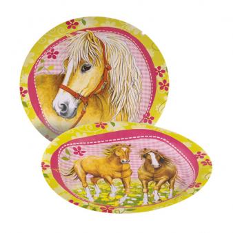 Charming Horses Party Teller