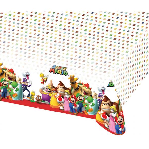 Super Mario Party Hütchen Hut Kindergeburtstag Themenparty Deko Dekoration