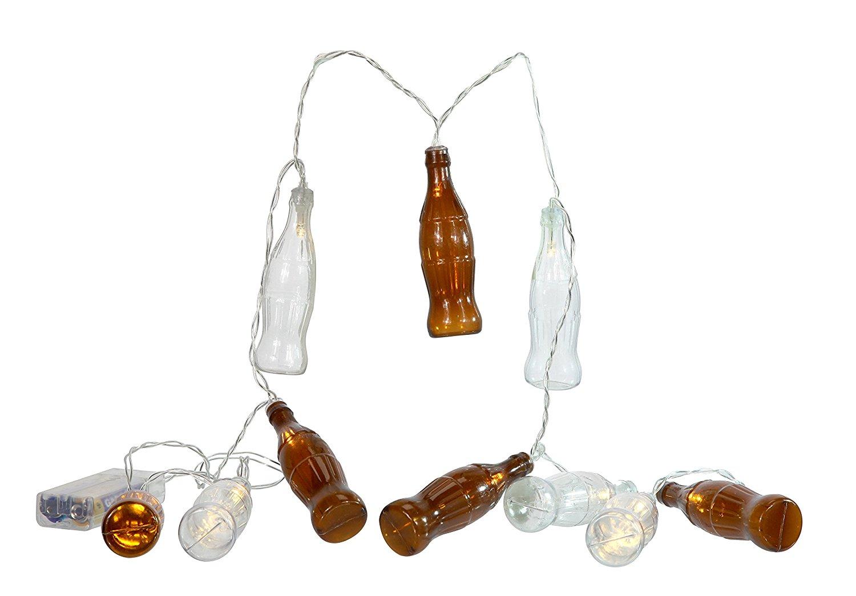 led lichterkette flasche bottle. Black Bedroom Furniture Sets. Home Design Ideas