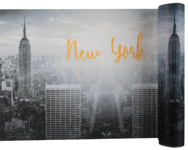 Party Tischband Tischläufer New York 30 cm x 5,00 m