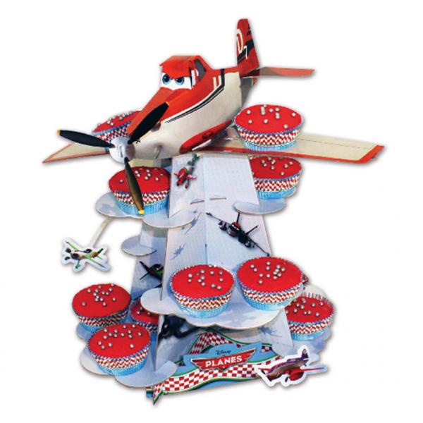 Disney Planes Cupcakeständer