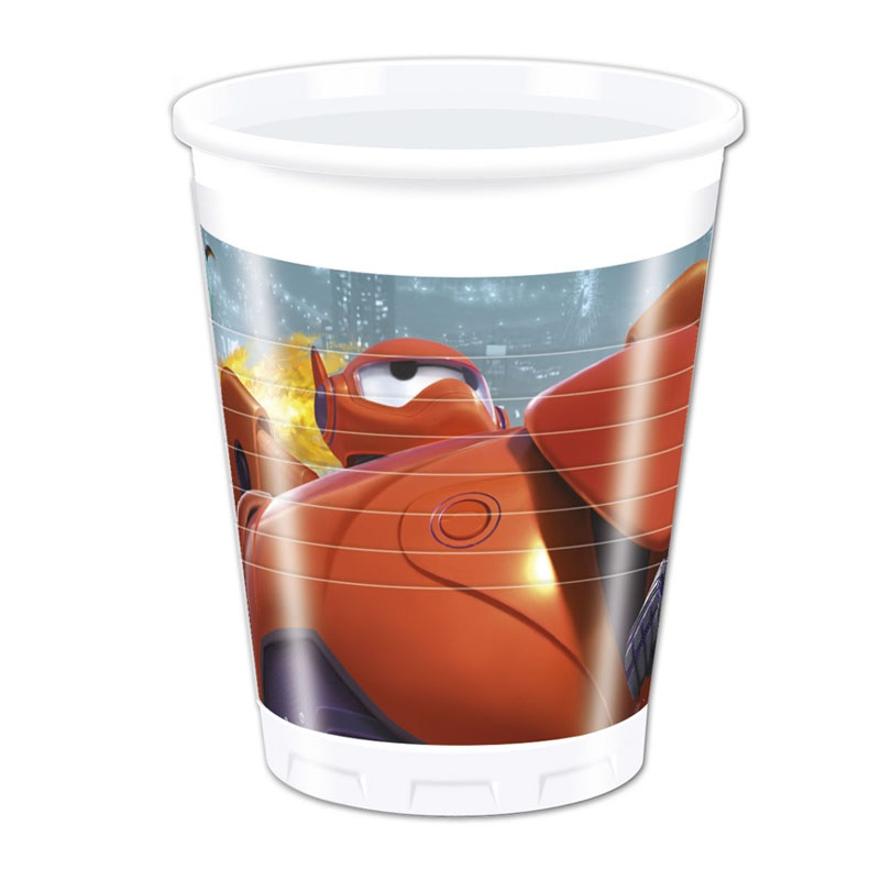 Big Hero 6 BAYMAX Party Becher