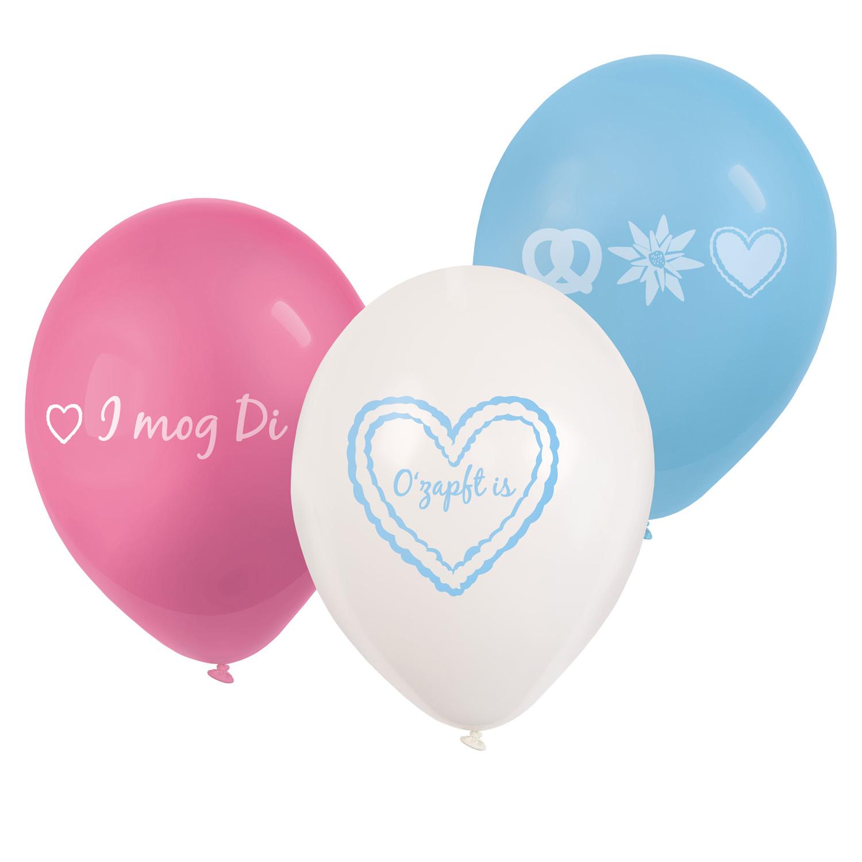 I mog di Party Luftballons Oktoberfest