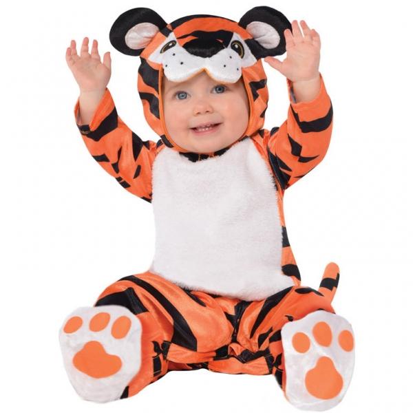 """Baby / Kinder Kostüm """"Tiny Tiger / Der Tieger"""" Gr.: 74 6 - 12 Monate"""