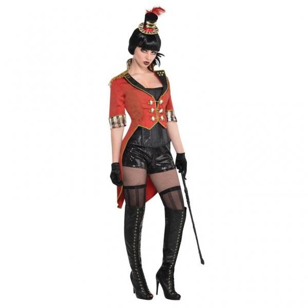 "Damen Kostüm Zirkus ZIRKUS Zirkus Direktorin ""Der Frack"" Gr.: 38 - 40"