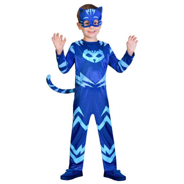 PJ Masks Catboy Jungen Kostüm Gr.: 104  3 - 4 Jahre