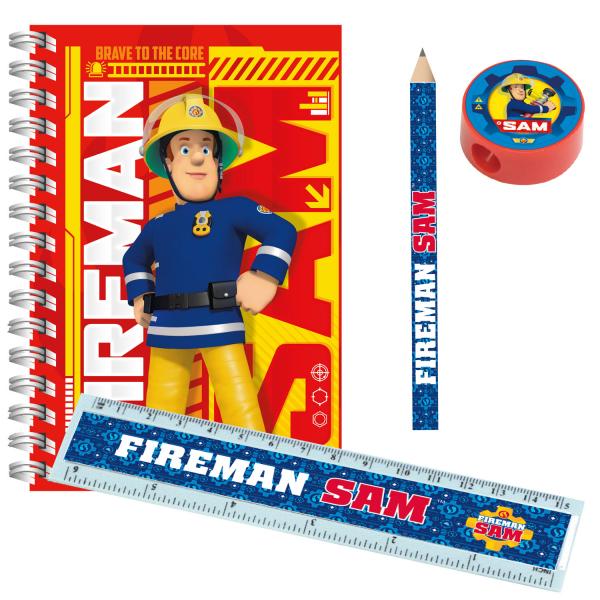 Feuerwehrmann Sam 2017 Party Mitgebsel Set 20 tlg.