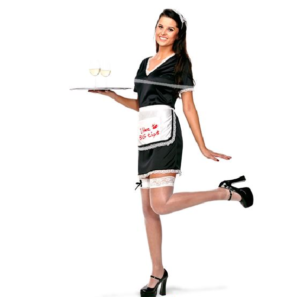 """Damen Kostüm """"das Zimmermädchen"""" Gr.: 36 - 38 M von Folat"""