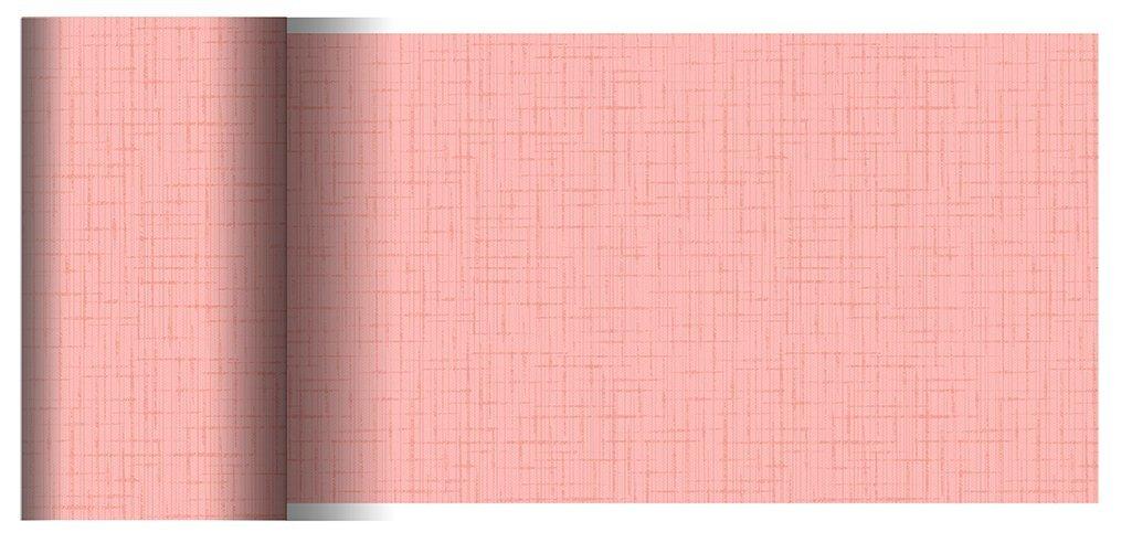Duni Tischbänder Linnea mellow rose 0,15 x 20,00 m