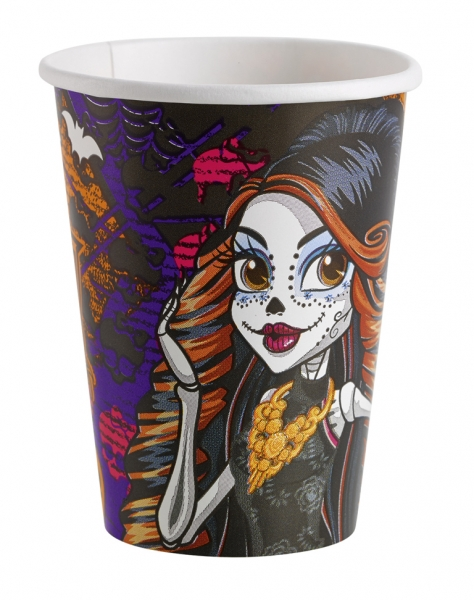 Monster High Cemetery Party Becher