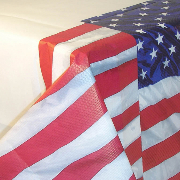 Party Tischdecke Amerika USA Die Flagge