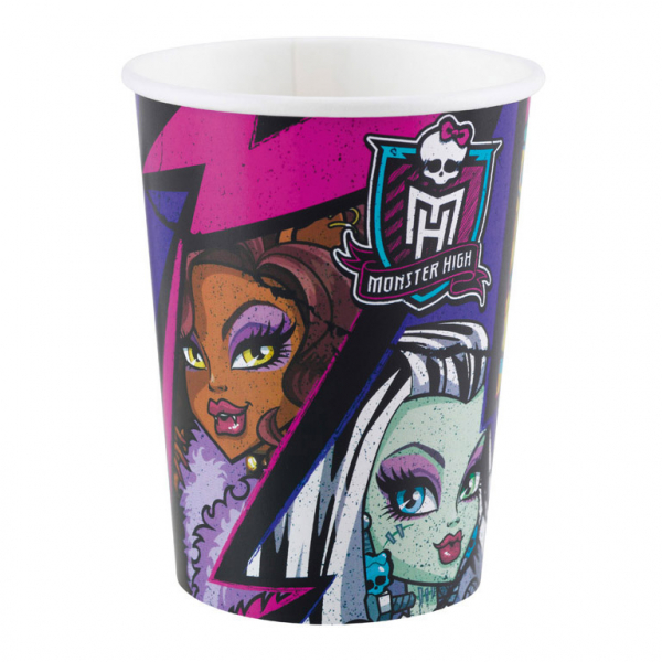 Monster High 2 Party Becher