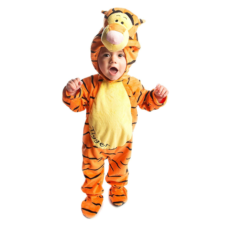 Disney Winnie the PoohI Tigger Kostüm Gr. 80 - 86