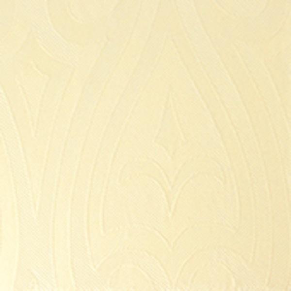 Elegance Lily Servietten 40 x 40 cm creme von Duni