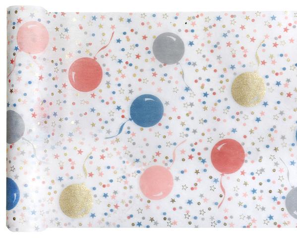 Tischband Tischläufer Luftballon .... Luftballon und Luftballons
