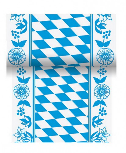 Tischband Tischläufer bayrische Raute 0,15 x 20 m von Duni
