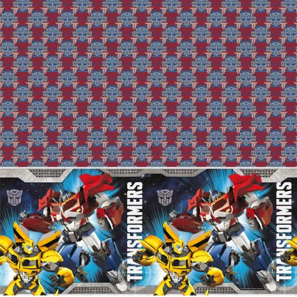 Transformers Re Design Party Tischdecke