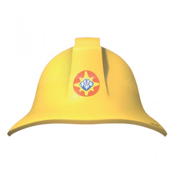 Feuerwehrmann Sam Party Hütchen Feuerwehrhelm