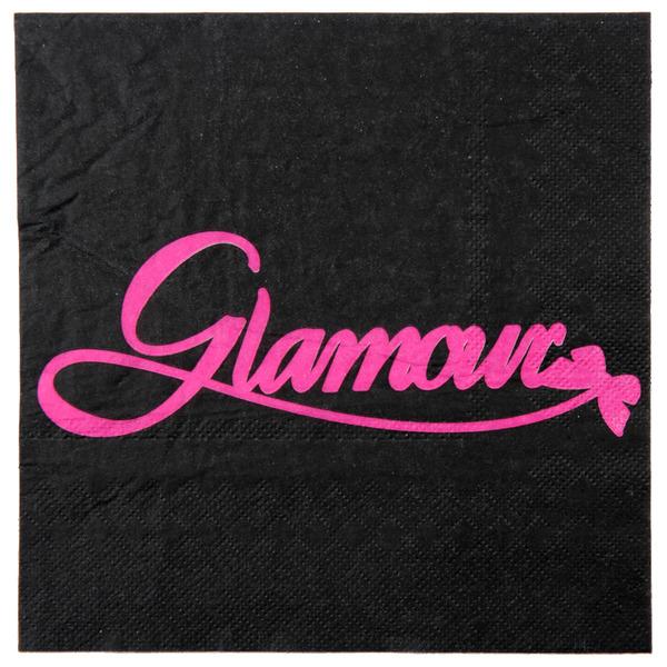 Glamour Party Servietten
