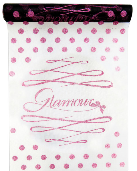 Tischband Tischläufer Glamour 28 cm x 5,00 m