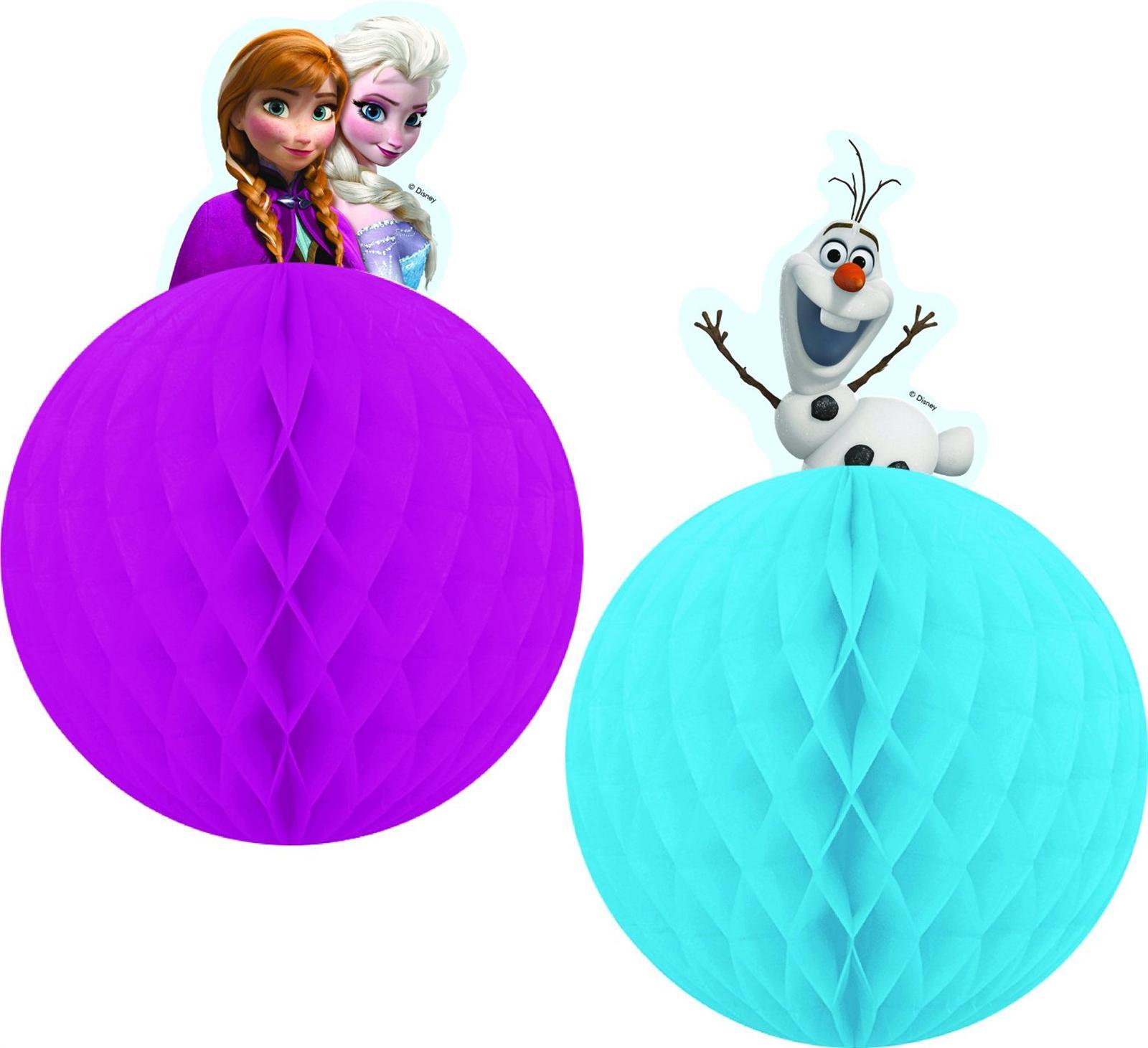 Disney Frozen Die Eiskönigin Alpenland Wabenbälle