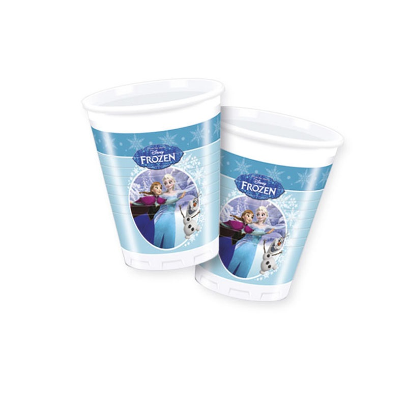 Frozen Ice Party Becher