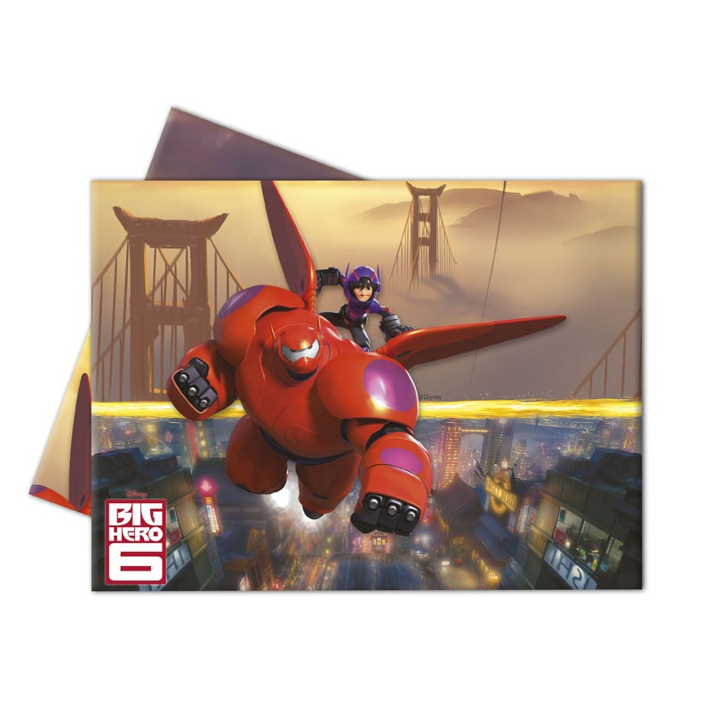 Big Hero 6 BAYMAX Party Tischdecke