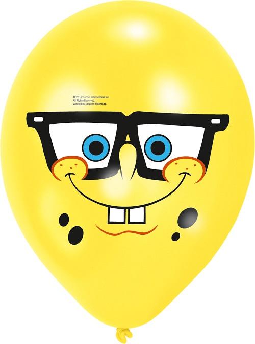 Sponge Bob Luftballons