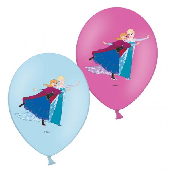 Frozen Ice und Alpenland Party Luftballons