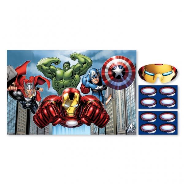 Marvel Avengers Assemble PARTY Spiel