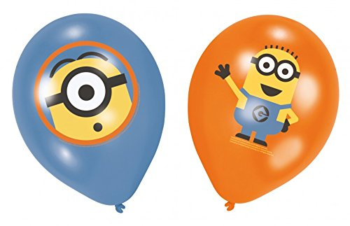 Party Luftballons Me Minions