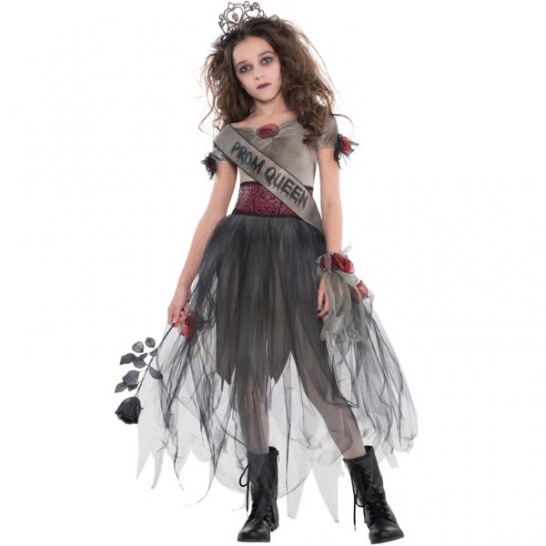 Mädchen Kostüm PROM QUEEN Die Schönheitskönigin Gr.: 142-162  12-14