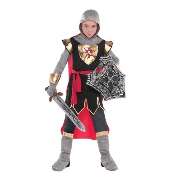 """Kinder Kostüm """"Der Ritter BRAVE CRUSADER"""" Gr.: 110 - 122 / 4 - 6 Jahre"""
